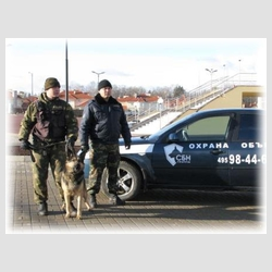 Фото от ООО ЧОО СБН Группа компаний безопасности